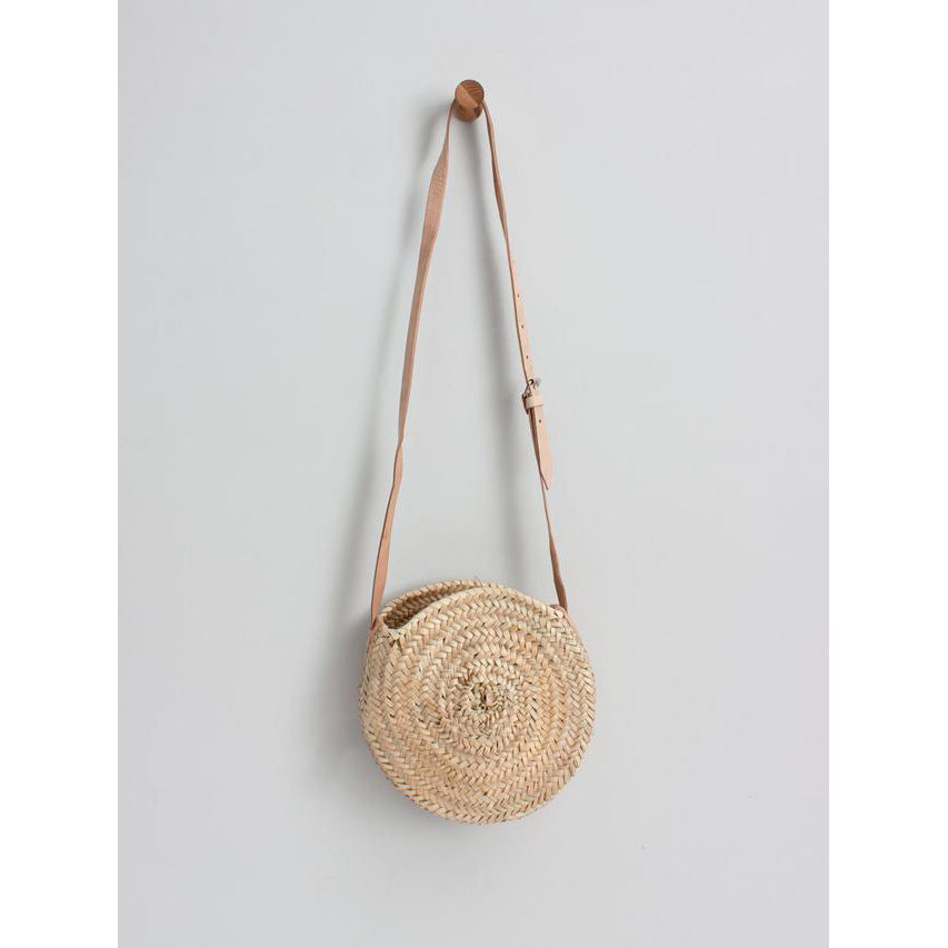 Mykonos Crossbody Basket