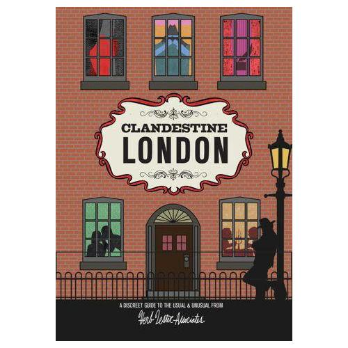 ** Travel Guide Map - Clandestine London