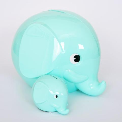 Giant Retro Style Elephant Money Box!