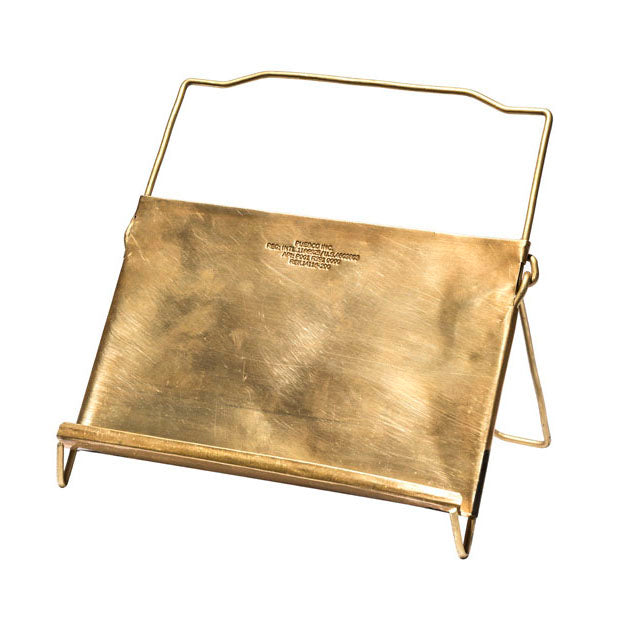 Brass Tablet Holder