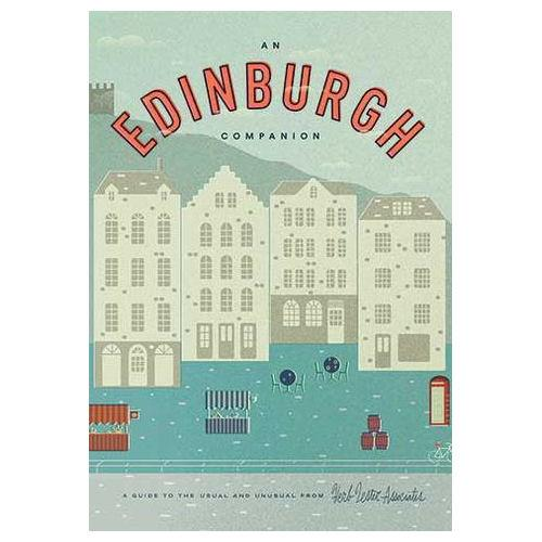 ** Travel Guide Map - An Edinburgh Companion