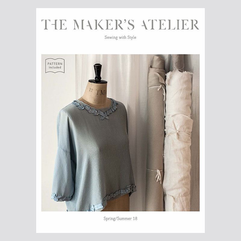 The Maker's Atelier Magazine