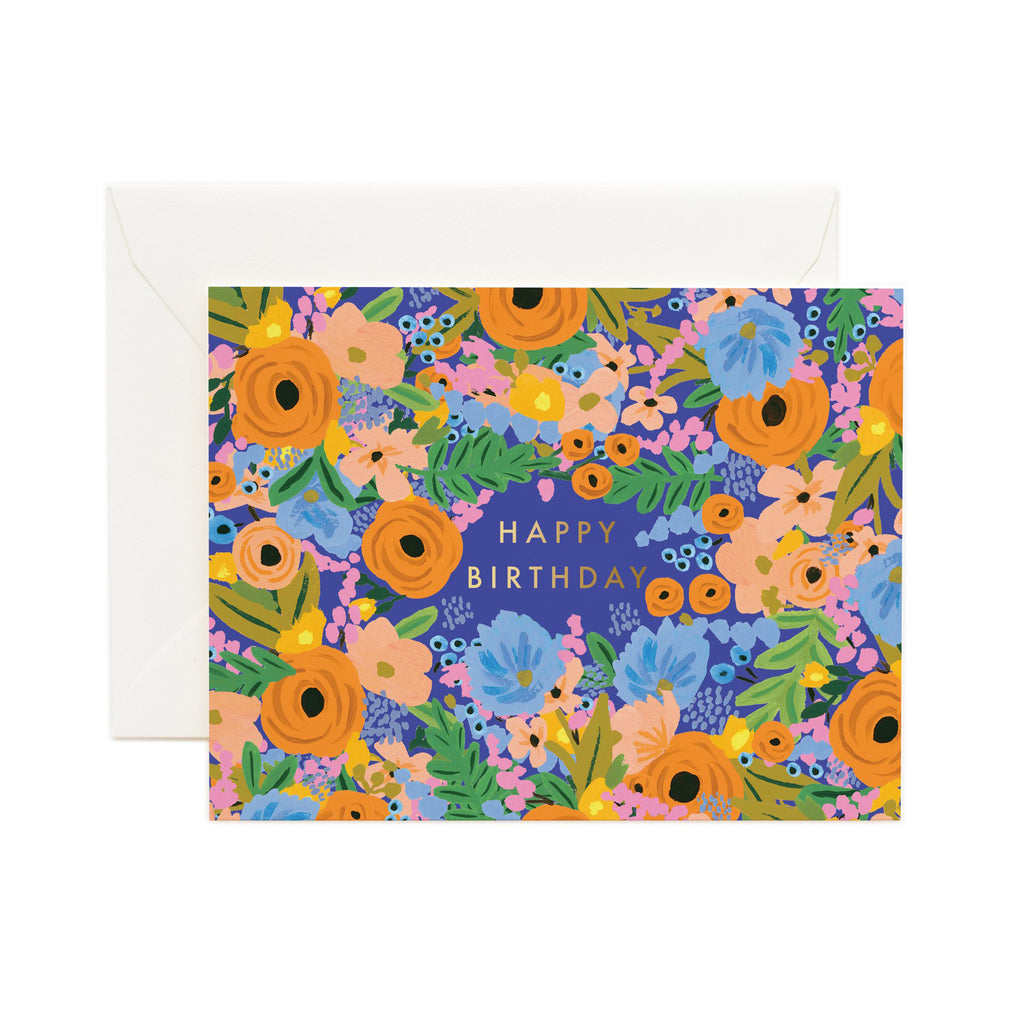 Simone Birthday - Greetings Card by Rifle Paper Co