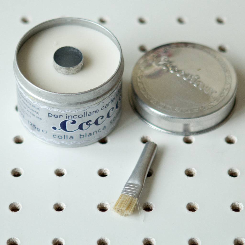 Coccoina Almond Scented Glue Paste