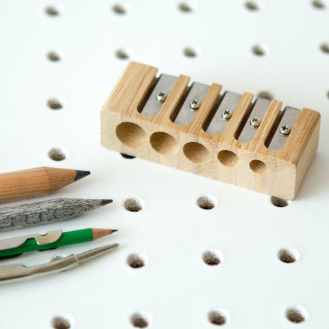 5 Hole Pencil Sharpener