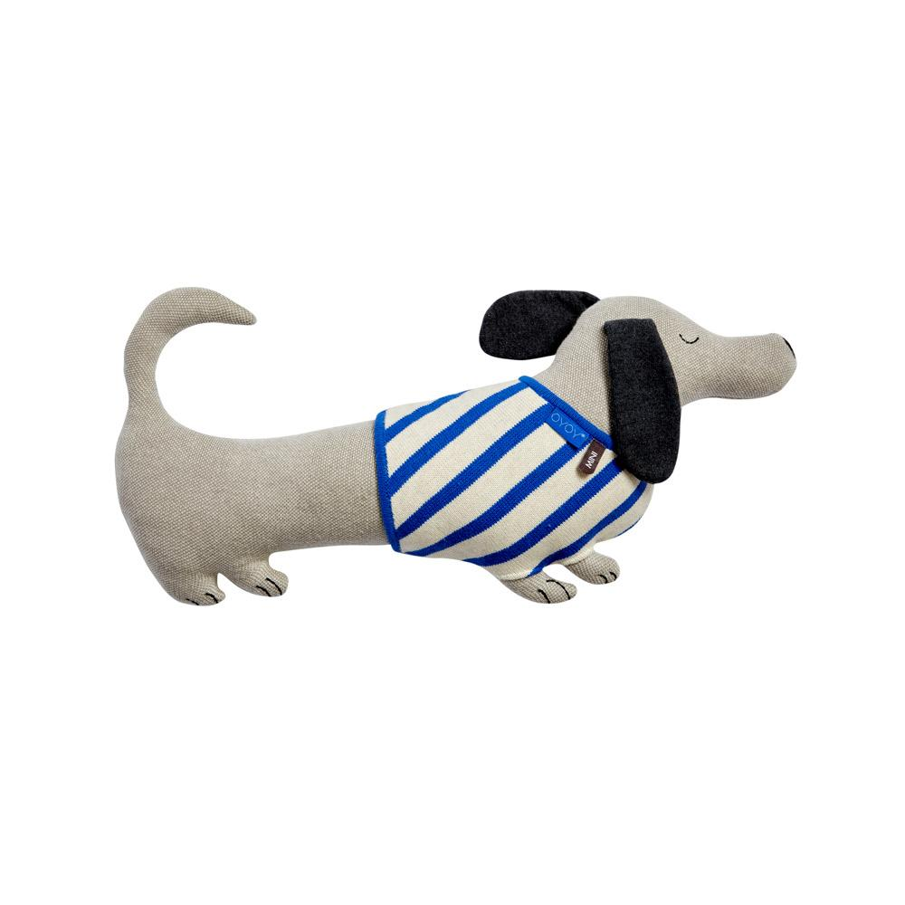 Large Sausage Dog Cushion Toy