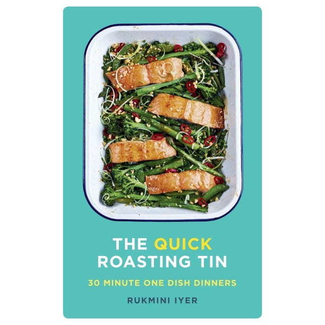 The Quick Roasting Tin Book