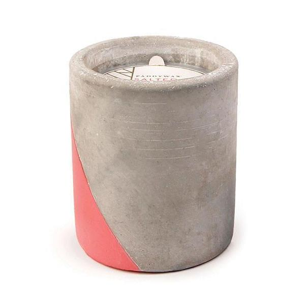 12oz Salted Grapefruit Candle in Concrete