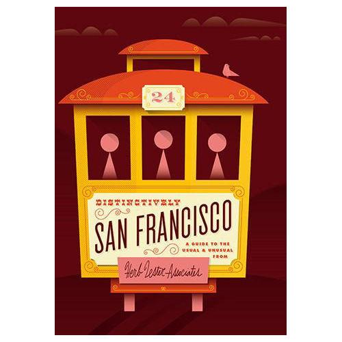 ** Travel Guide Map - San Francisco