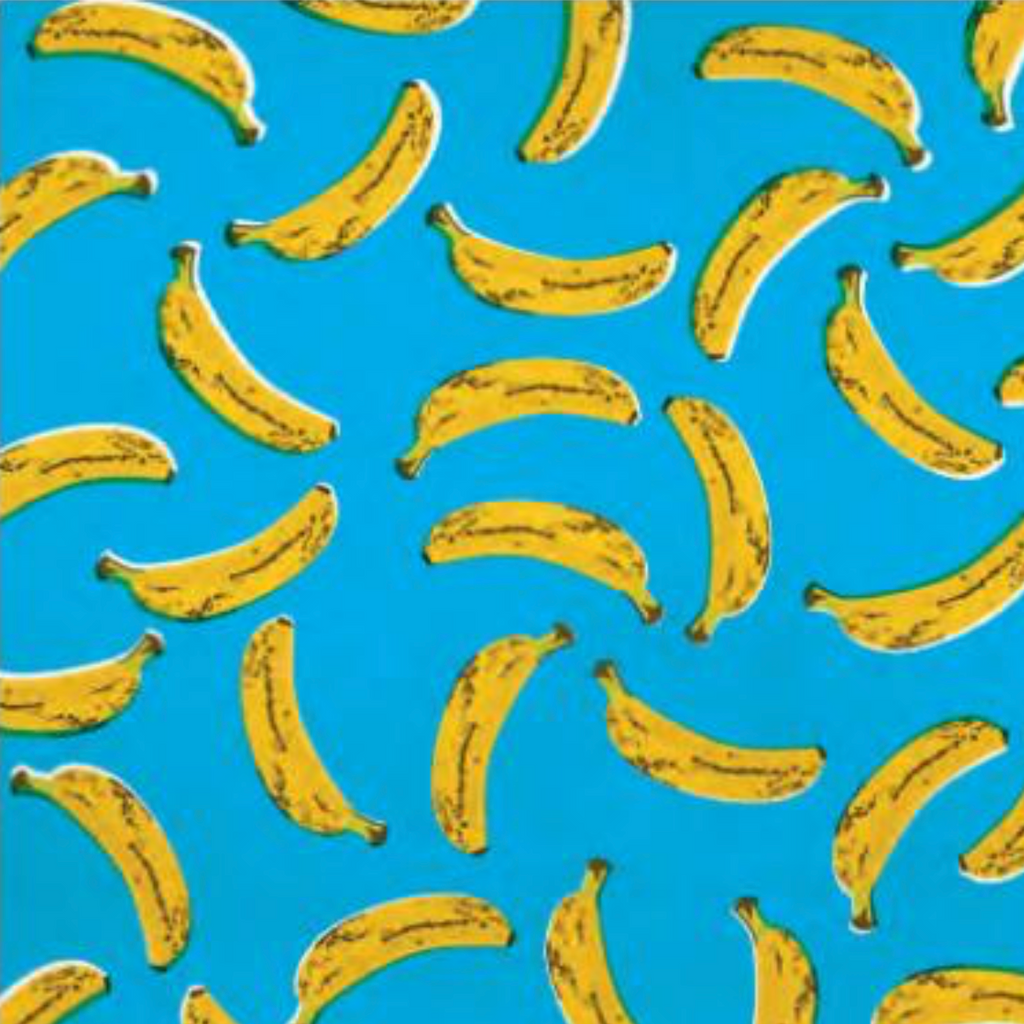 Bananas Wrapping Paper