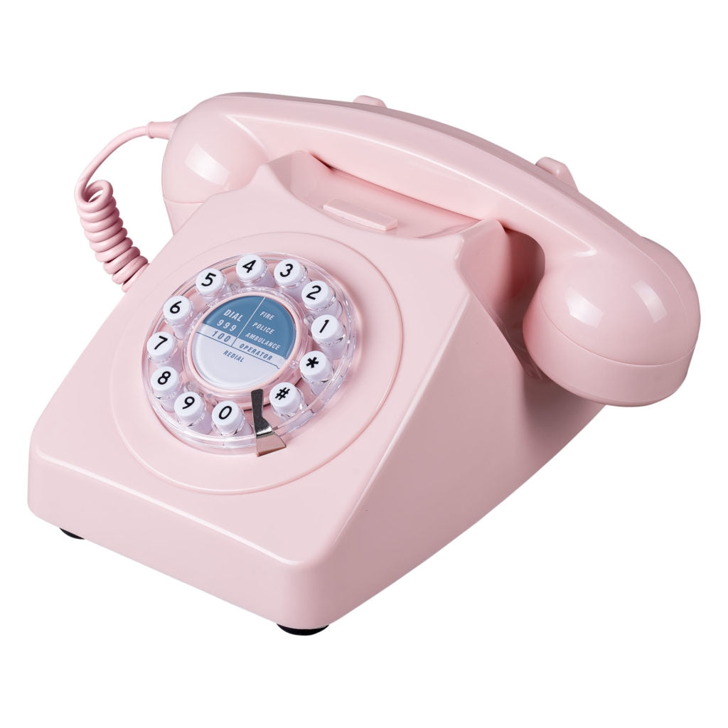 Dusky Pink 746 Retro Remake Phone