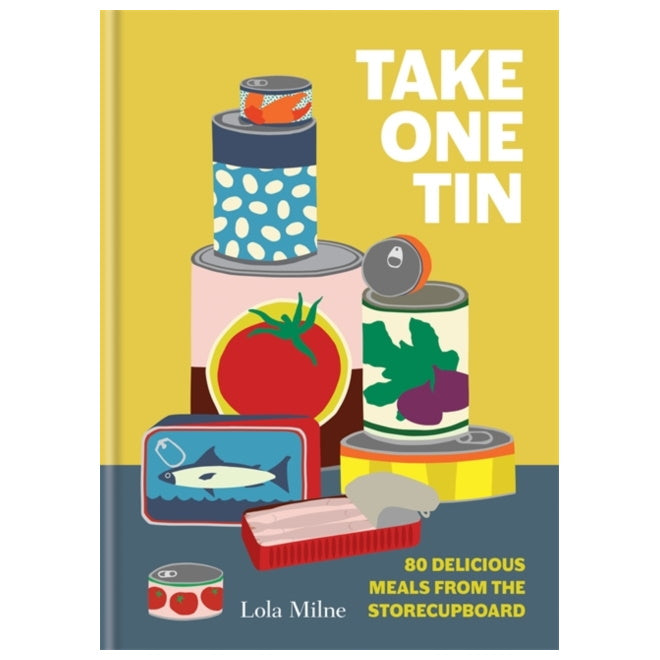 Take One Tin Recipe Book