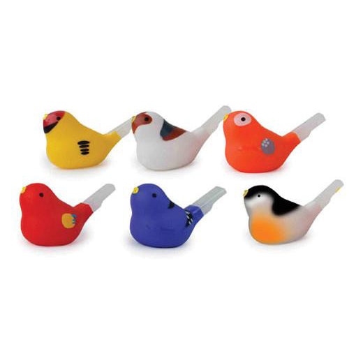 Bird Whistle Bath Toy