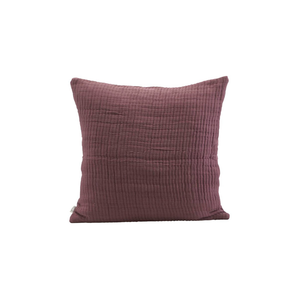 Lia Cushion Cover - Bordeaux