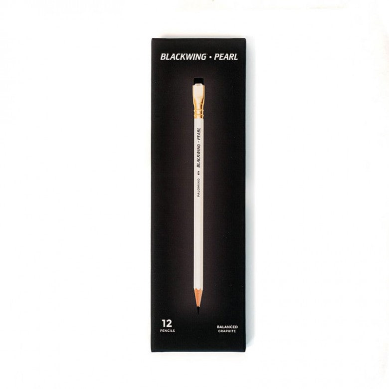 Box of 12 Palomino Blackwing Pearl Pencils