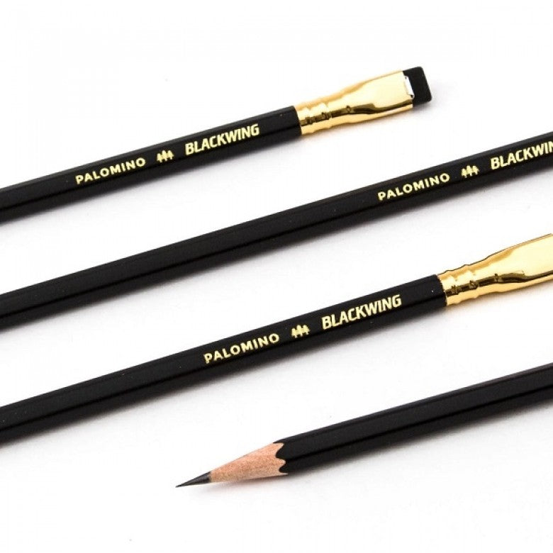Box of 12 Palomino Blackwing Soft Graphite Pencils
