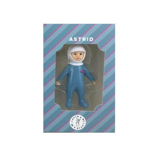 Mini Astrid Doll - Blue
