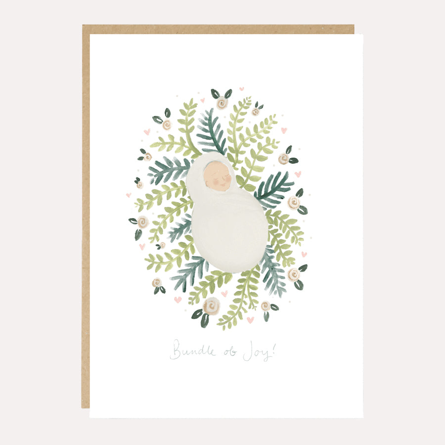 Bundle of Joy! Baby Card