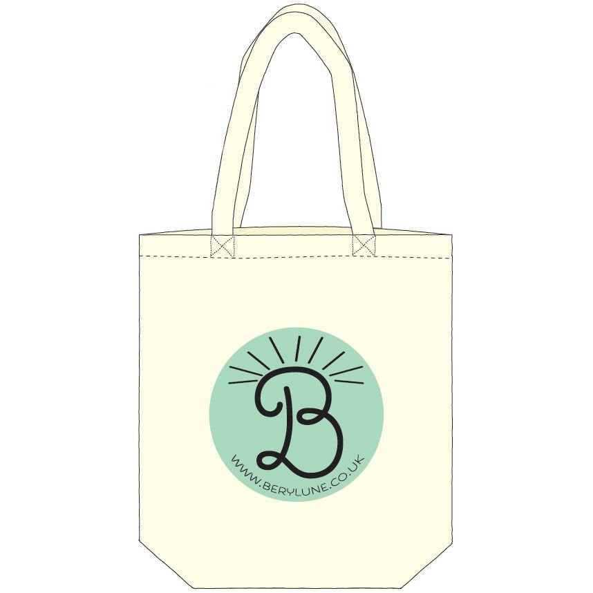 Berylune Gusseted Canvas Shopper