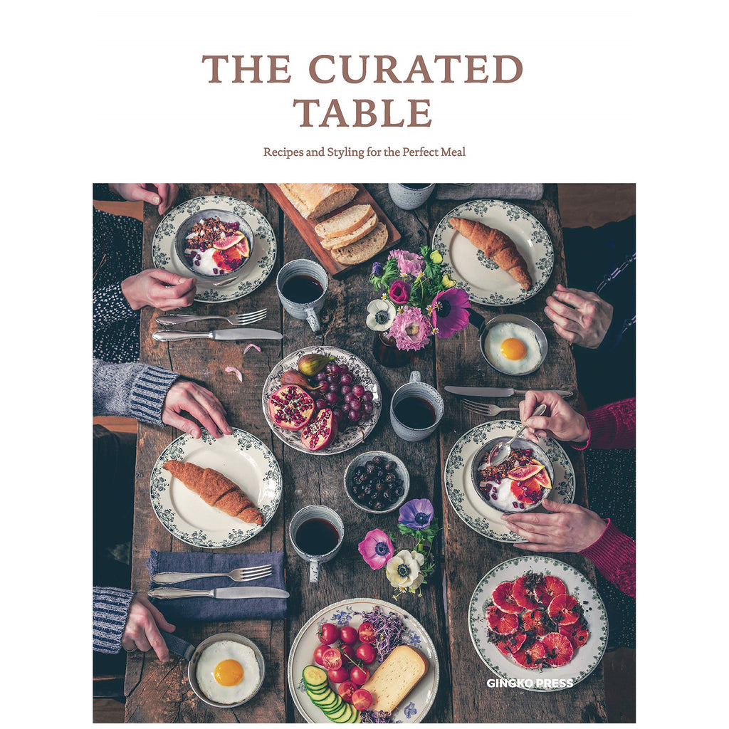 The Curated Table Book