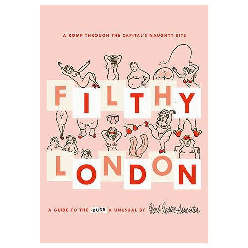 ** Travel Guide Map - Filthy London