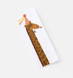 Giraffe Birthday Card by Rifle Paper Co.