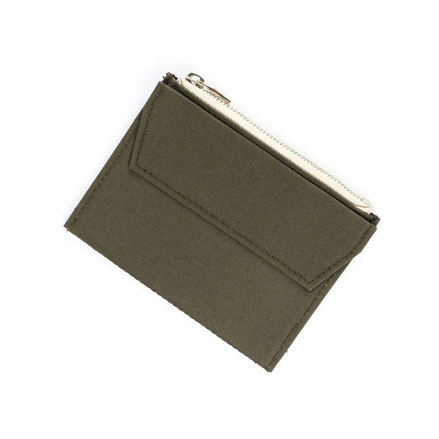 Unofficial Canvas Passport Notebook Insert - Olive