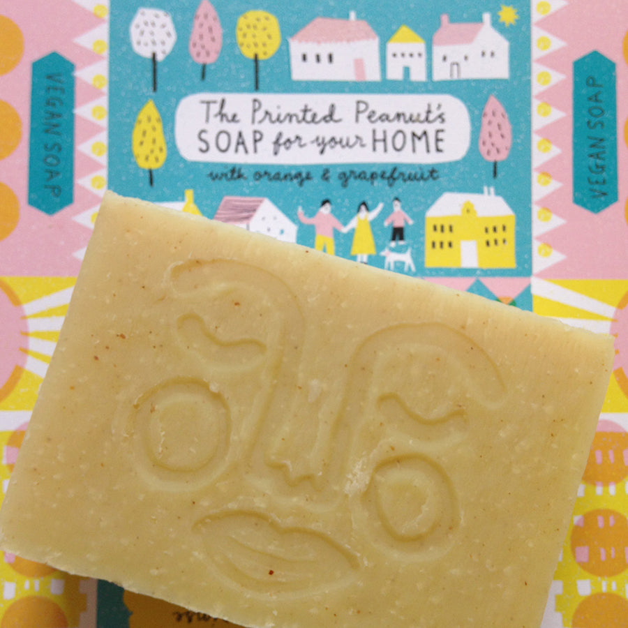 Natural Handmade Home Soap Bar