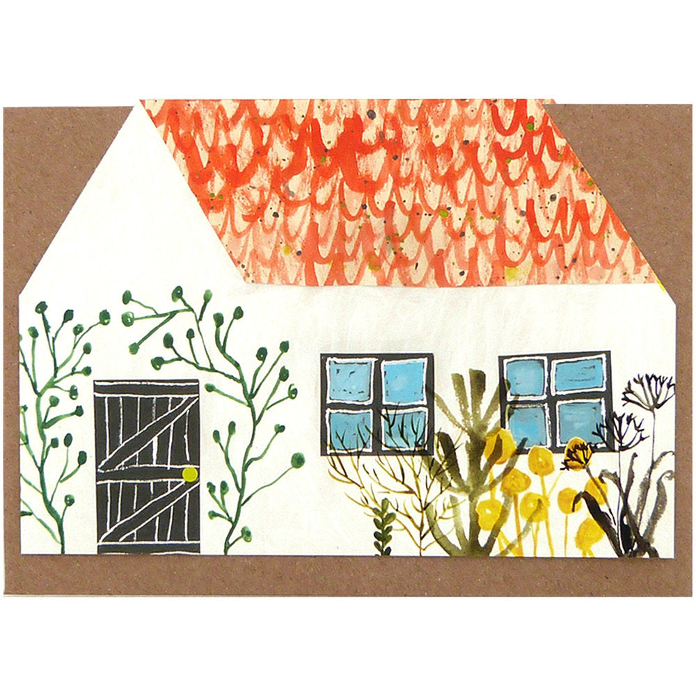 Little House Card