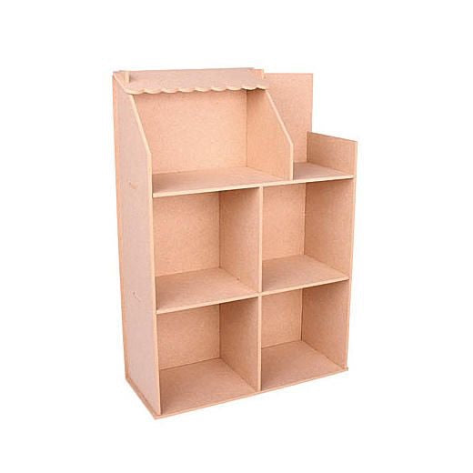 Flat Pack MDF Dolls House