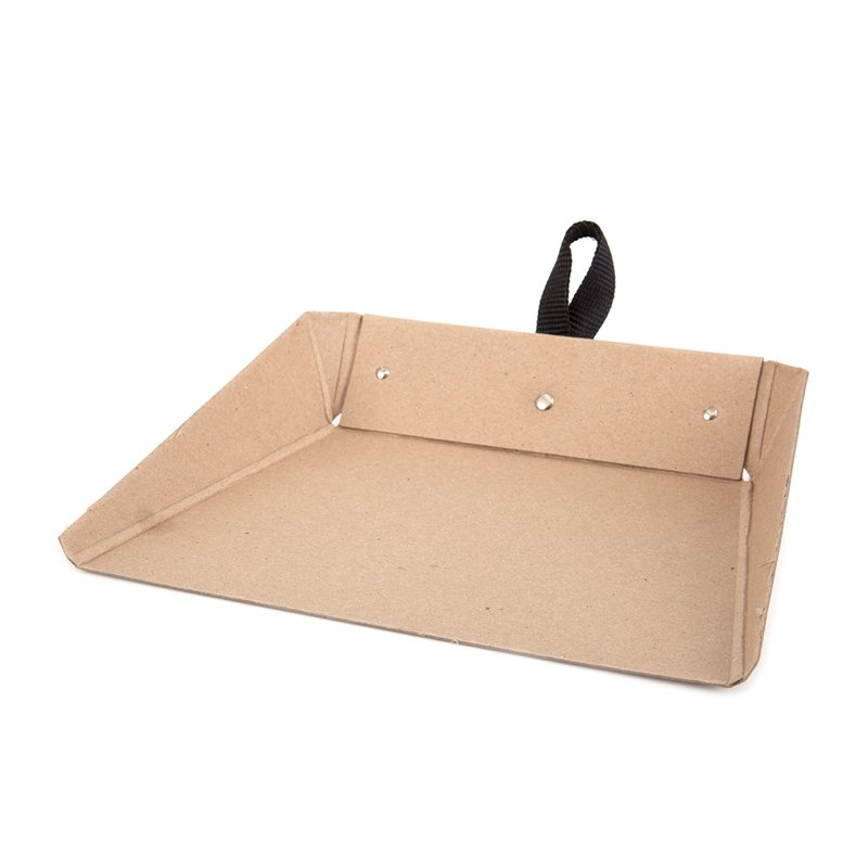 Natural Card Dust Pan