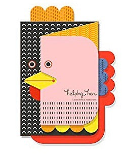Helping Hen Board Book