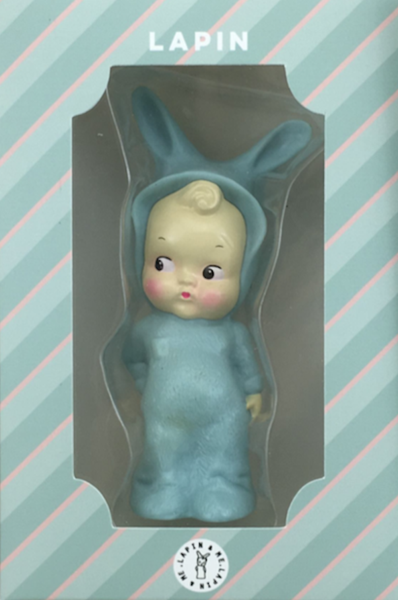 Mini Lapin Doll - Blue