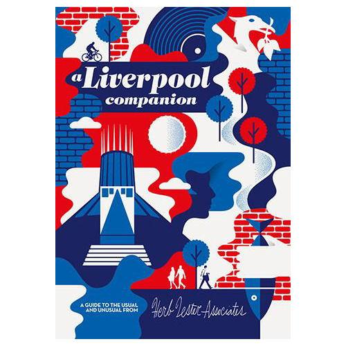 ** Travel Guide Map - A Liverpool Companion