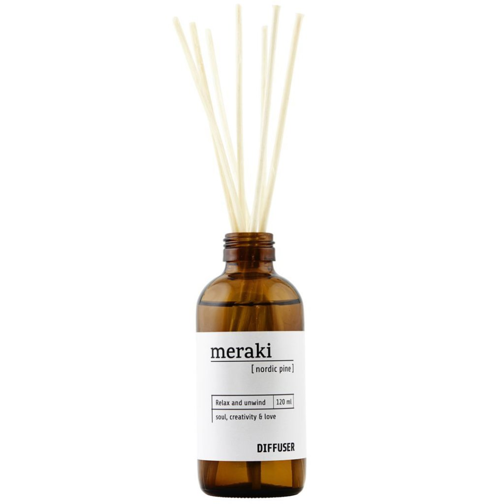 Reed Diffuser - Nordic Pine
