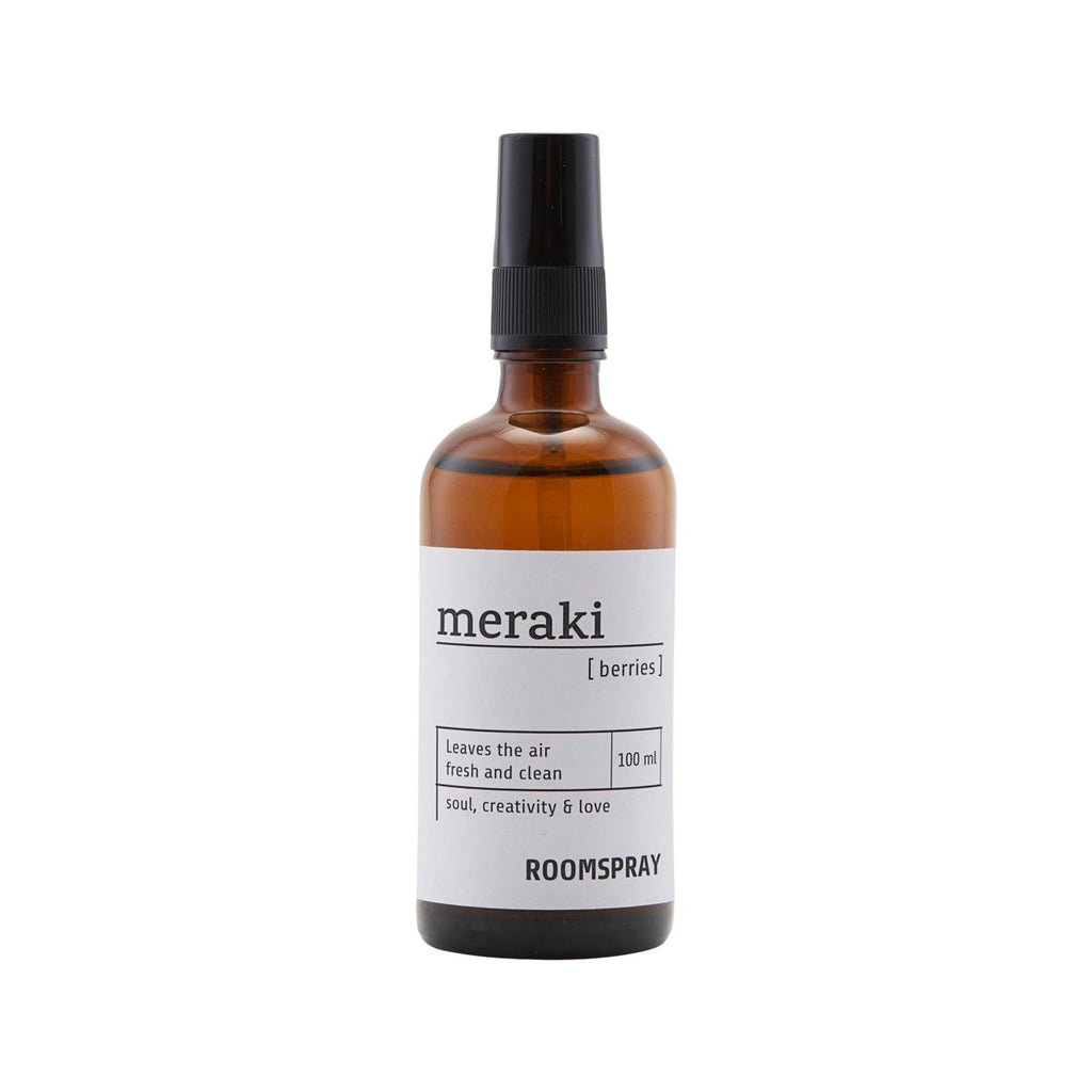 Meraki Room Spray - Berries