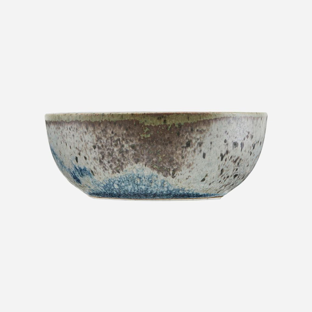 Diva Bowl in Blue and Grey