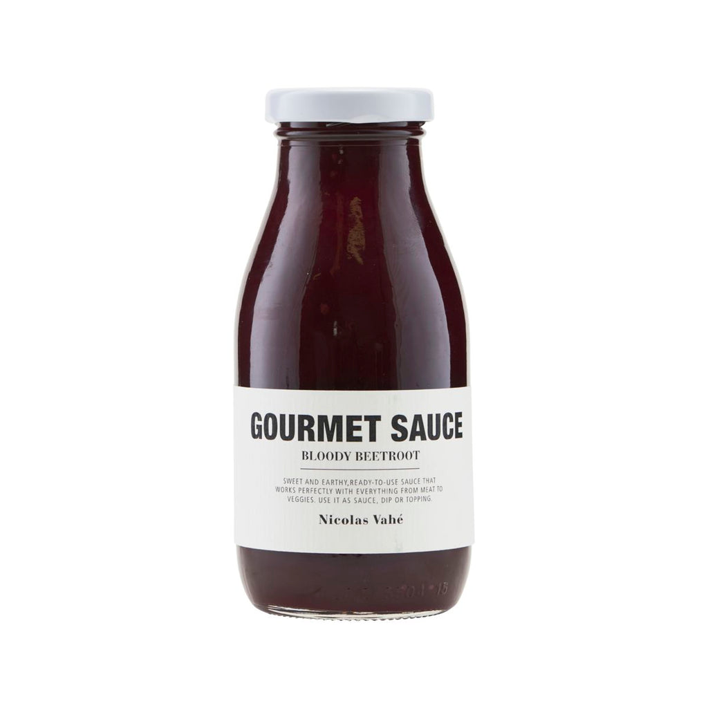 Gourmet Bloody Beetroot Sauce