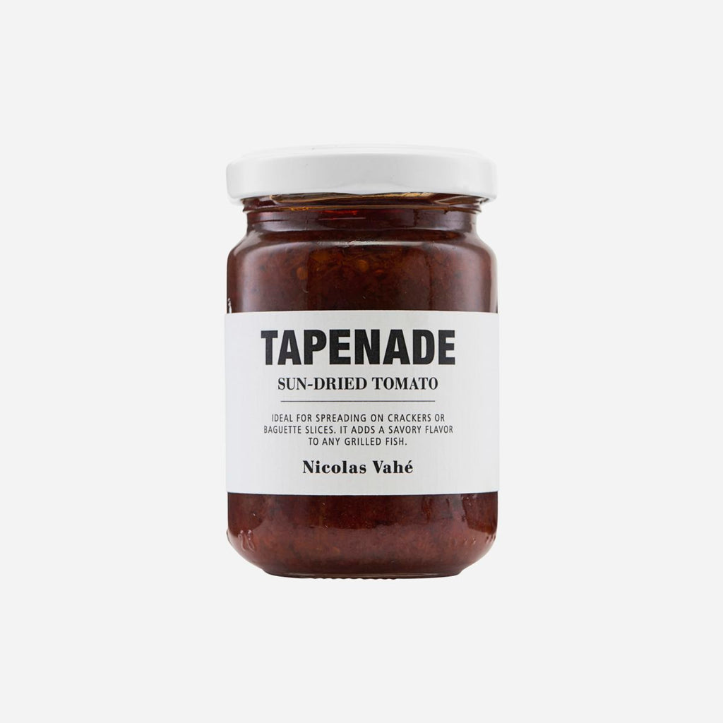 Tepenade with Sundried Tomatoes