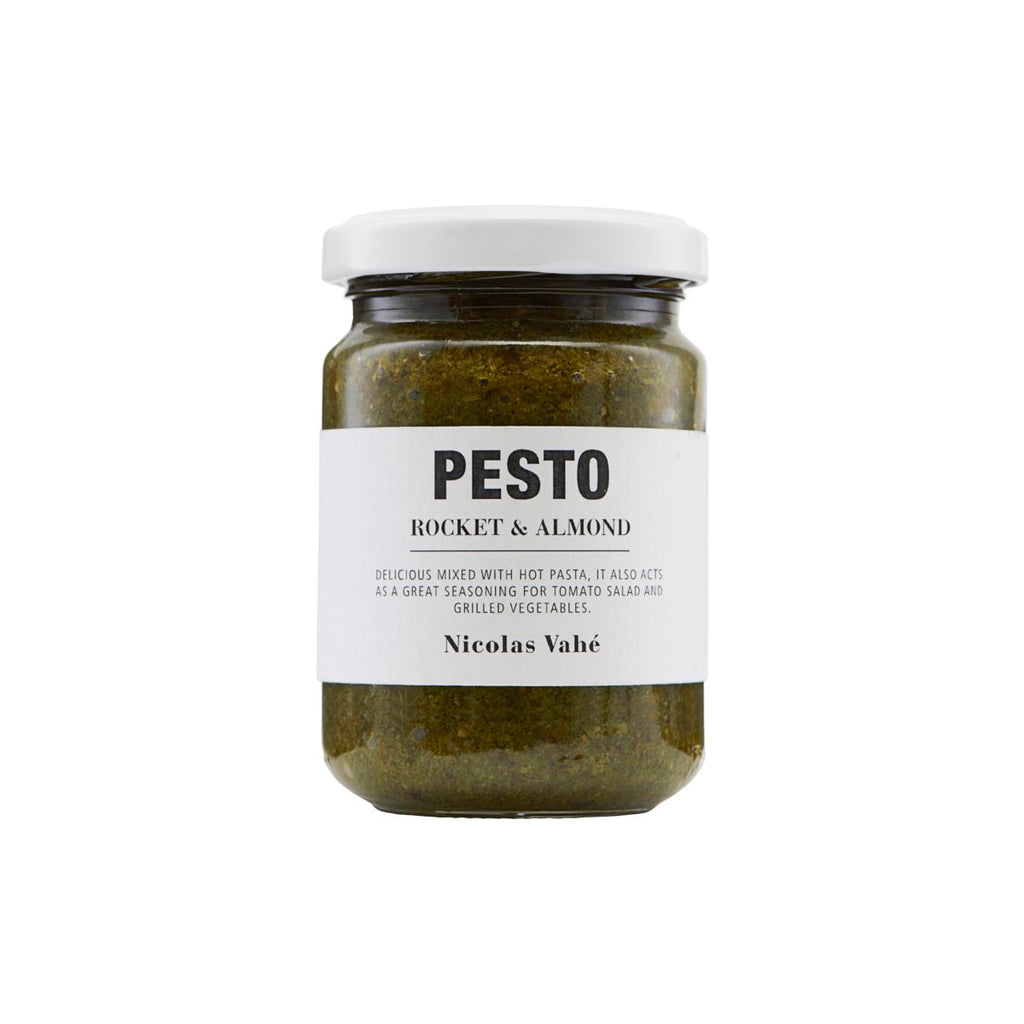 Pesto with Rocket and Almond