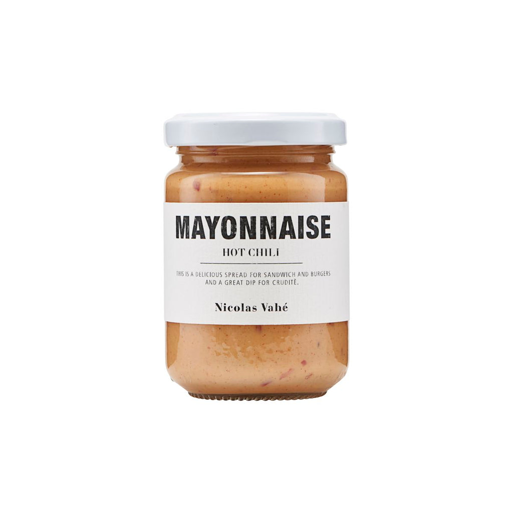 Hot Chilli Mayonnaise