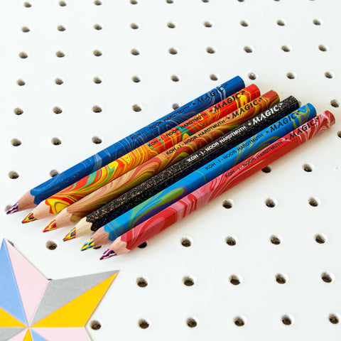 Chunky Magic Lead Pencil