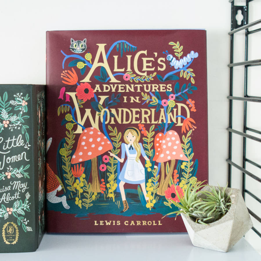 Fully Illustrated Alices Adventures In Wonderland