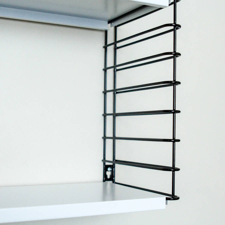 Mid Century Ladder Shelves