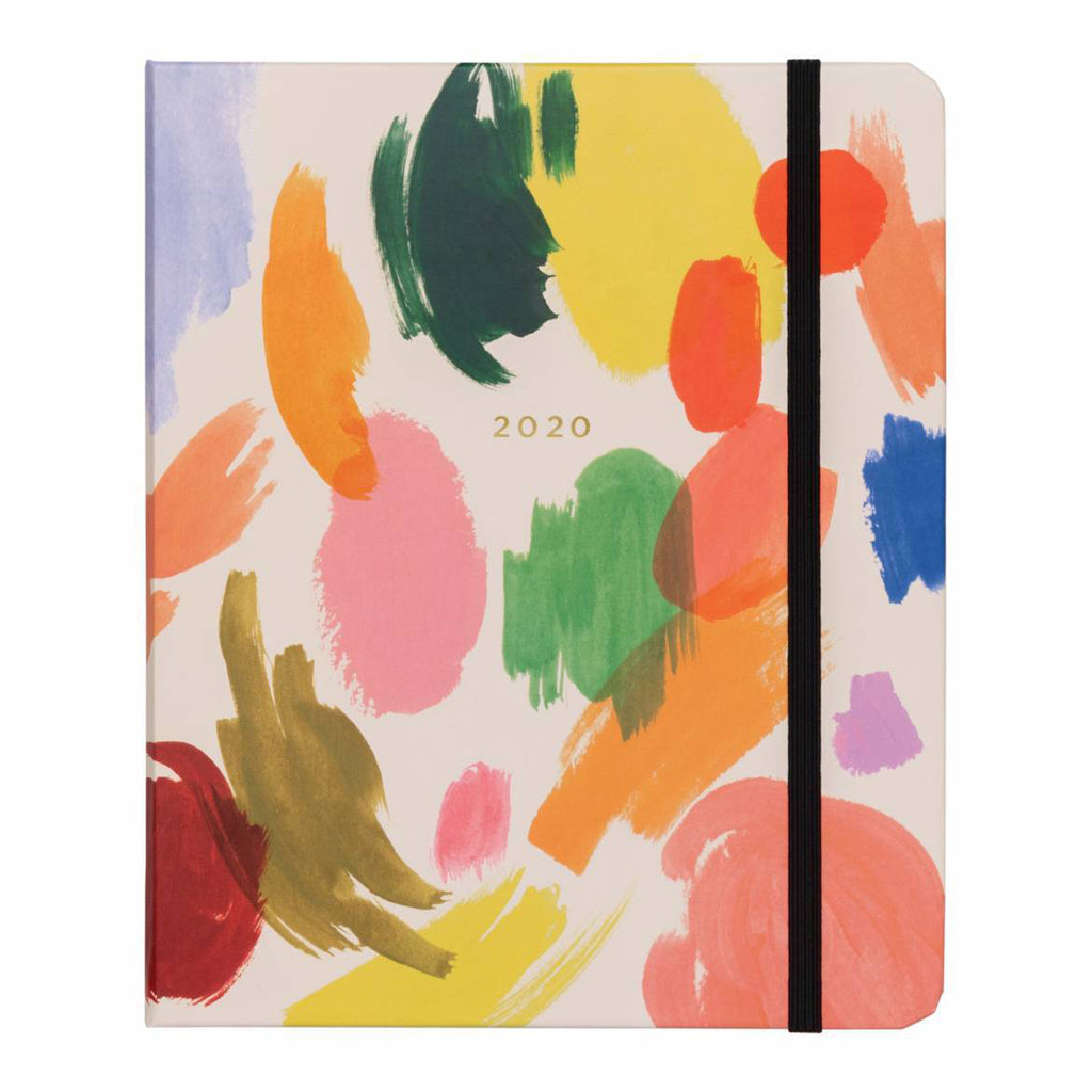 2020 Palette Covered Planner - 17 Month