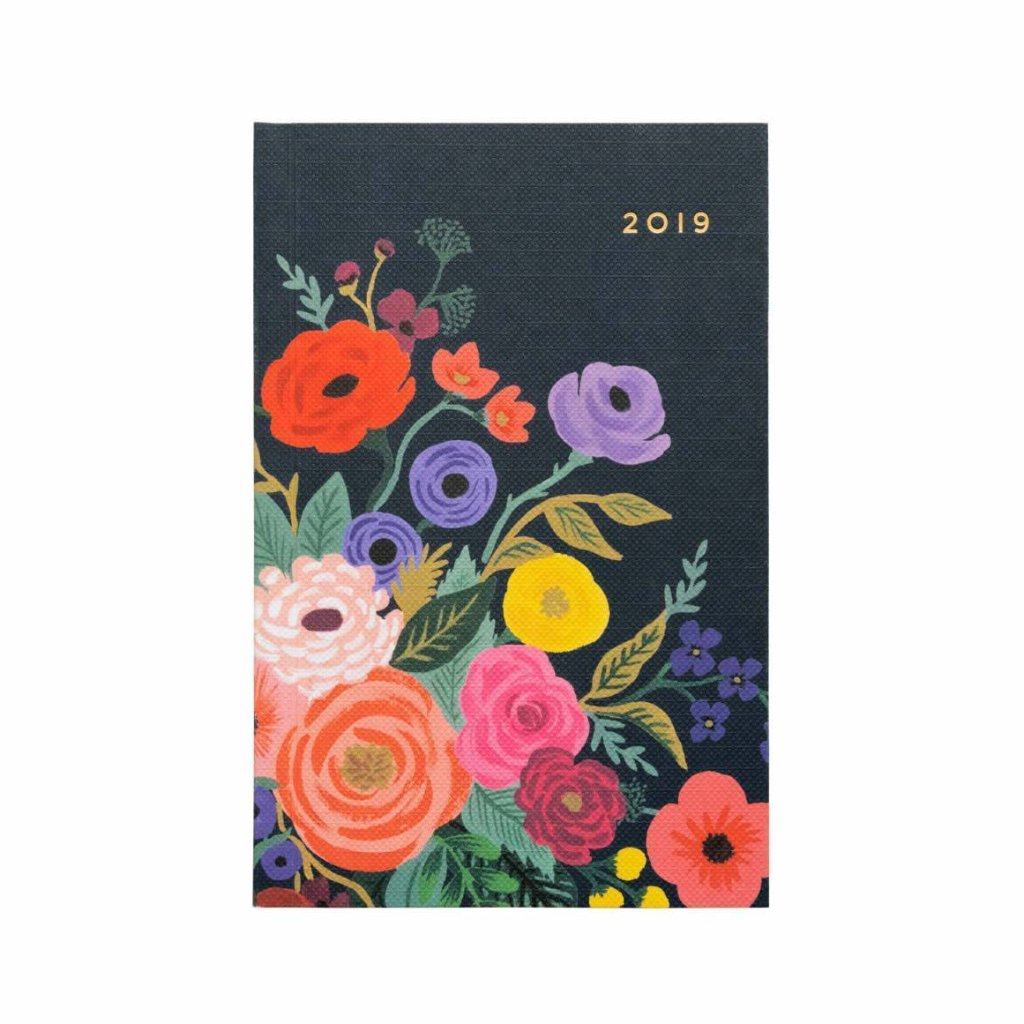 Juliet Rose Pocket Sized Planner 2019