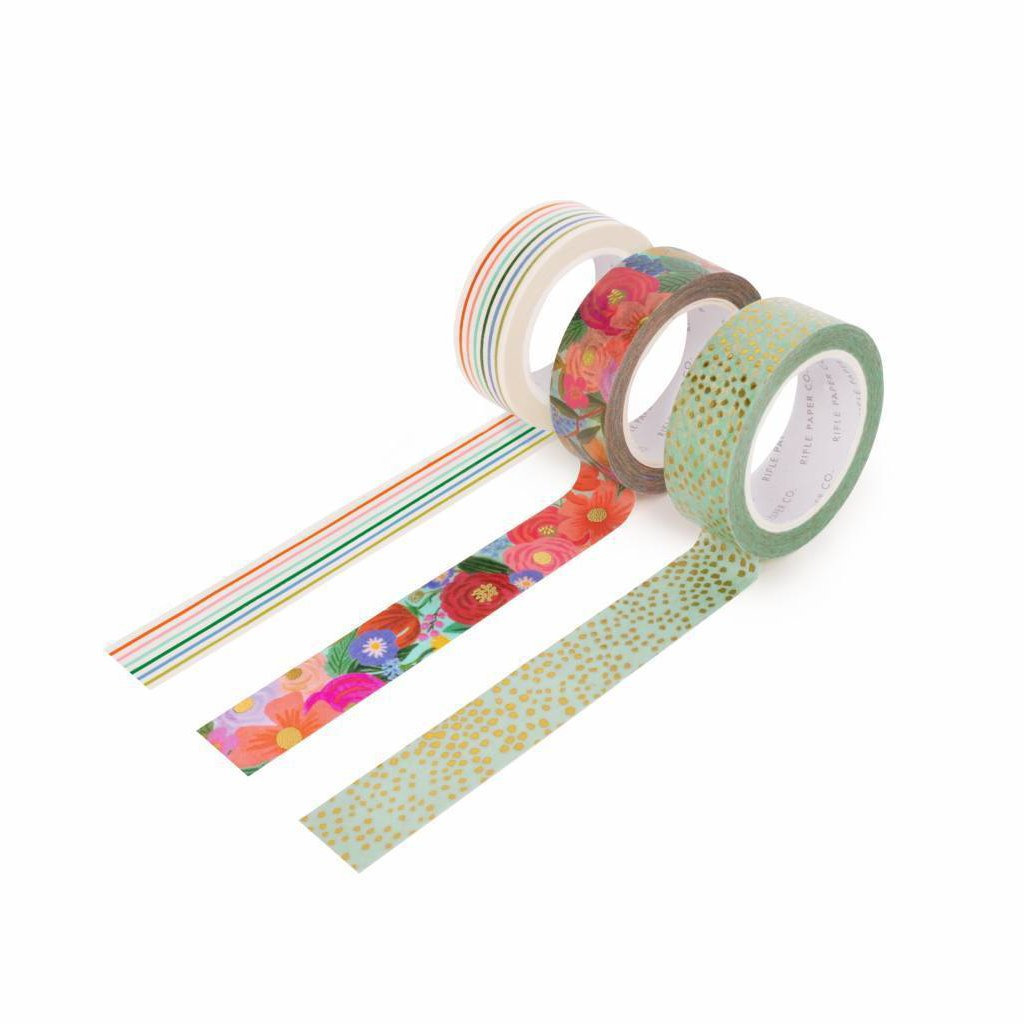 Rifle Paper Co. Garden Party Washi Tape Set