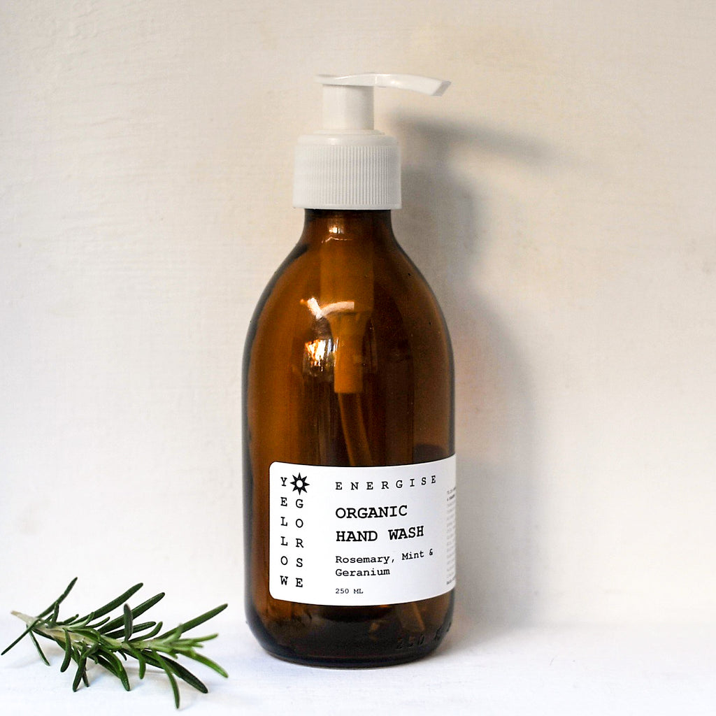 Hand Wash - Rosemary, Mint & Geranium