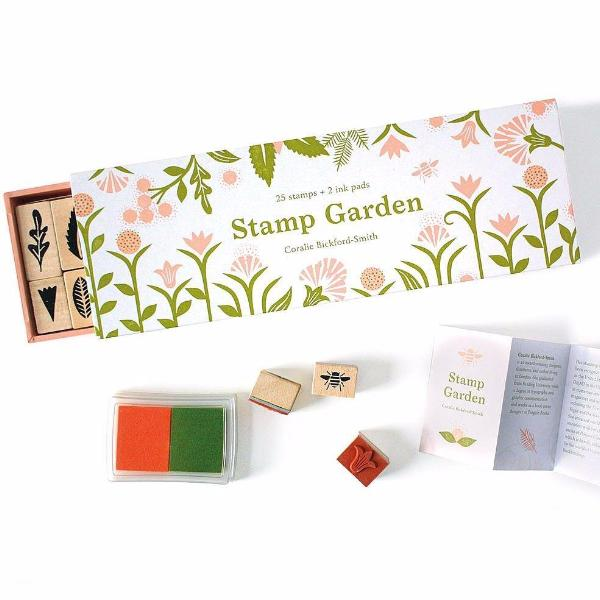 Stamp Garden Rubber Stamp Set