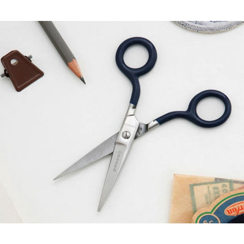 Penco Stainless Scissors - Red